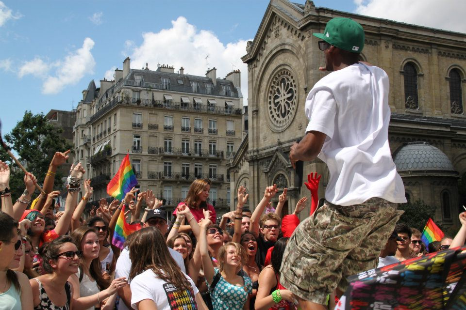 Paris / France Gaypride